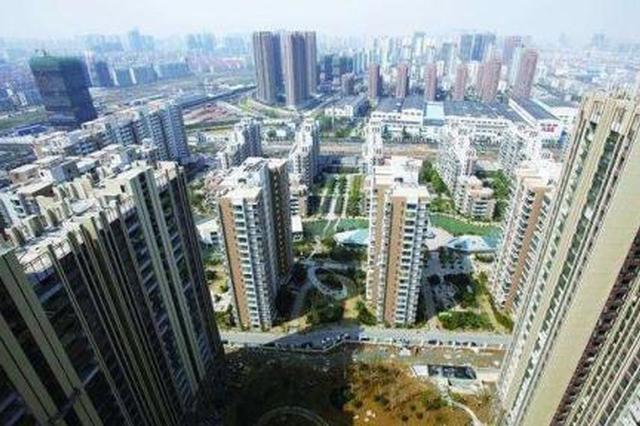 上海新建商品住宅成交12.6万平米 青浦环比增加三成多