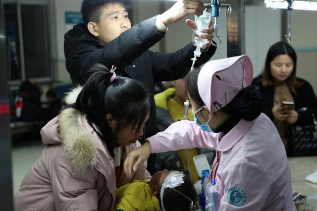 沪上冬季流感相较提前流行 专家预计将持续一个月