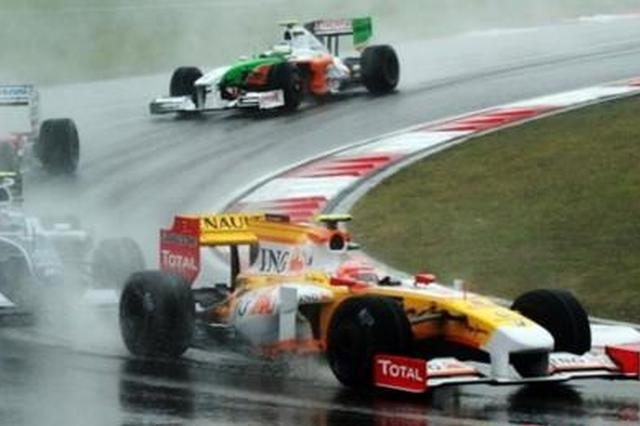 F1中国大奖赛售票已开启 沪上车迷或将告别海派解说