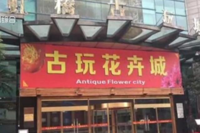 视频:上海花艺界航母落户虹桥 将打造旅游新景