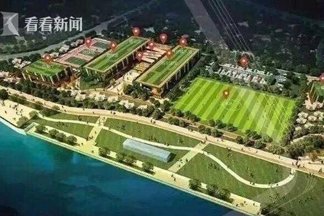 世博黄浦体育园已全部建成 囊括足球场、羽毛球馆等
