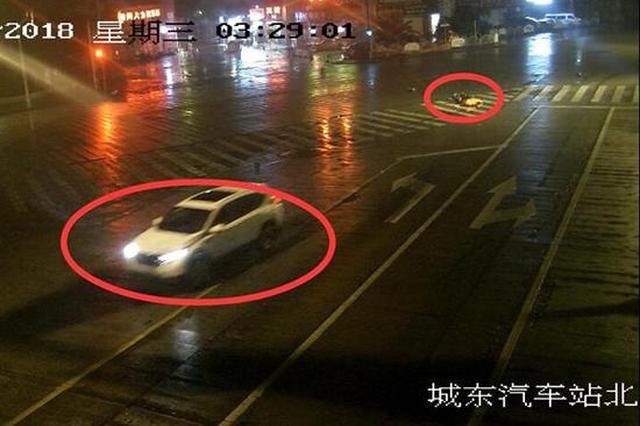 男子酒驾被扣证借车来开 撞死人逃逸16小时后自首