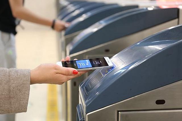 本周六起上海地铁试行手机刷码过闸 详细问题一览