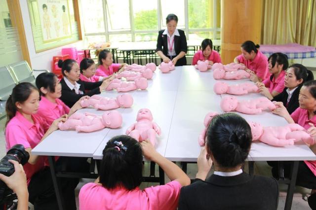 上海家政93家持证上门企业公布 养老育婴用工紧缺