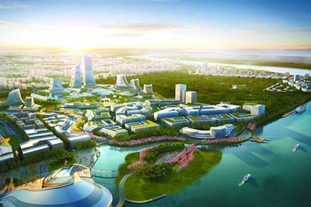 杨浦滨江中北段完成设计方案征集 打造生态性科创森林