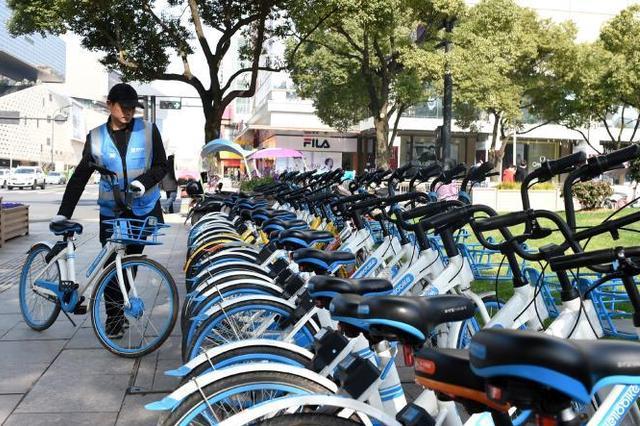 共享单车开放大数据管理平台 8点到10点是用车高峰