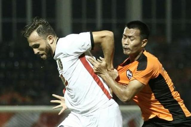 亚冠:上港资格赛对手敲定 主场迎战泰国清莱联
