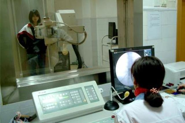 青少年升学体检强制要求胸透检查 委员建议尽快取消
