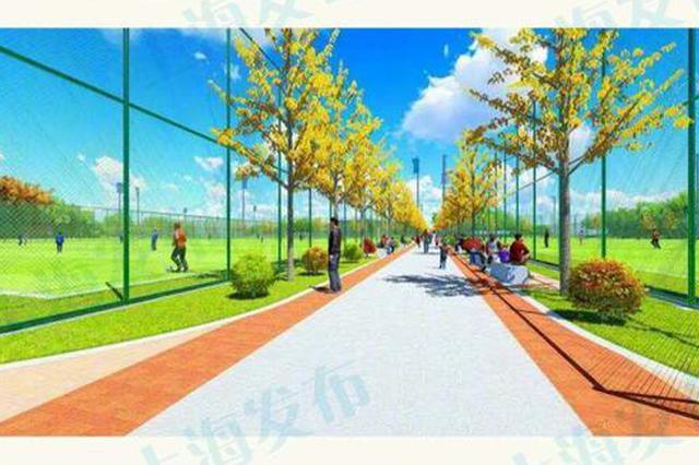 沪新建一批特色体育设施 上海市民体育公园一期已开工