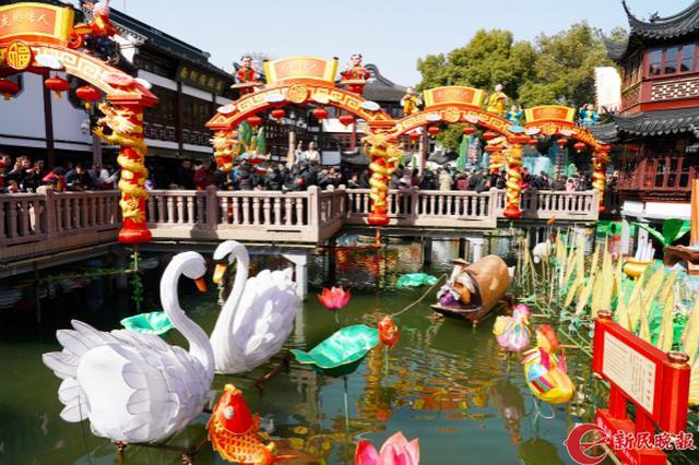 春节豫园和迪士尼将成最热门景点 迪士尼今日客流饱和