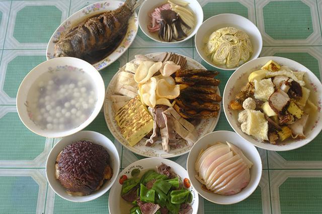 奉贤最有名乡厨:15道菜耗时两天 土菜背后乡情满怀