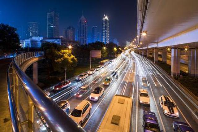 申城今日出城高速或迎车流小高峰 主要拥堵节点一览