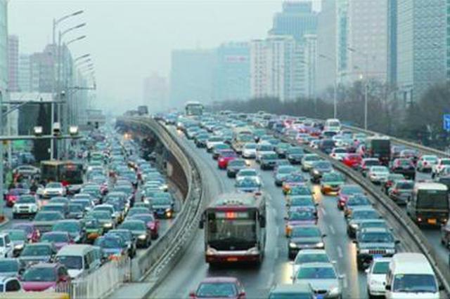 申城高速路网免费首日通行平稳 较去年同期增加6.90%