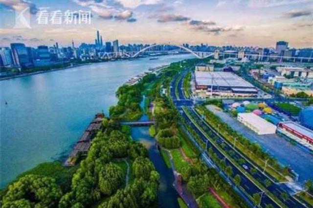 上海今年将再建200公里绿道 总量达1000公里