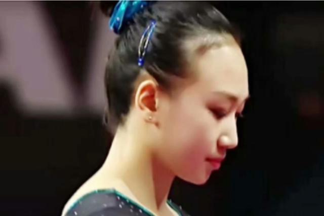 上海体操选手毛艺在美比赛受伤 现已接受手术治疗