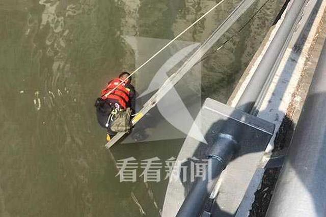 河道惊现浮尸:体表未见外伤 初步判定为溺水死亡