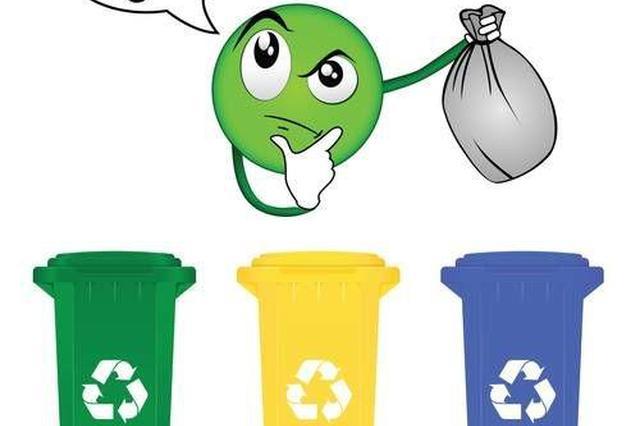 上海坚持生活垃圾四分类标准 或将选取部分社区试点