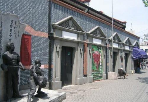 中国劳动组合书记部旧址陈列馆将进行保护性修缮