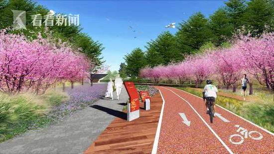 上海今年建绿地1200公顷 闵行新增外环林带6月开放