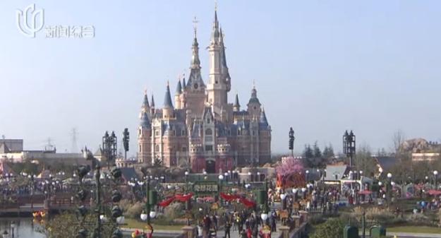 视频:上海迪士尼推年末特惠 四人同行一人免单