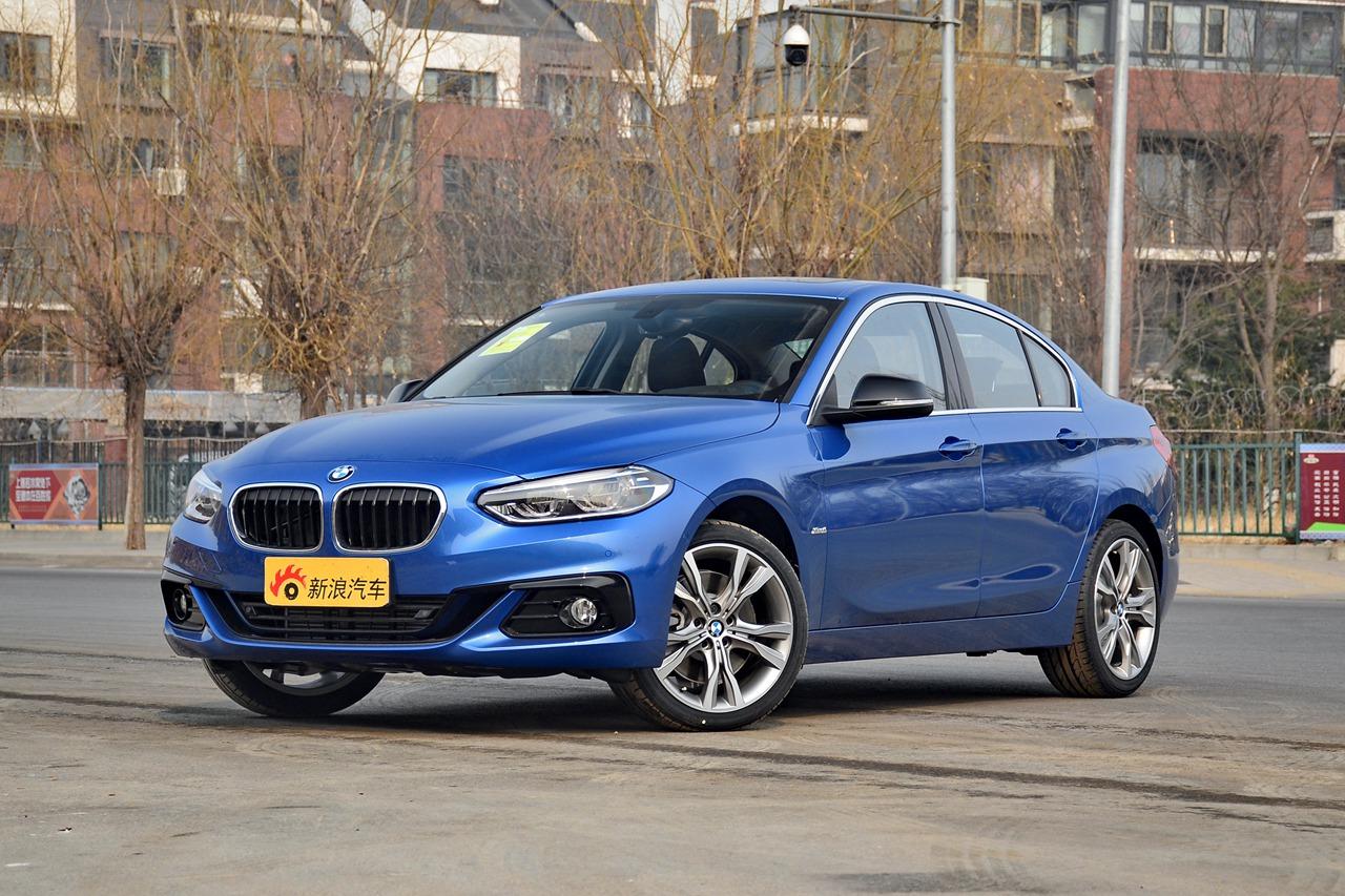 转型肌肉小型男——BMW全新1系试驾报告