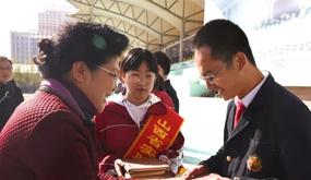 山西省实验中学数理化竞赛捷报频传