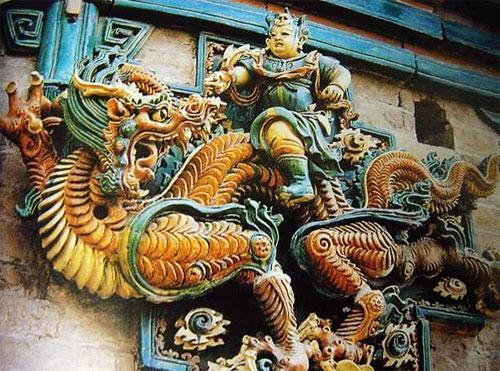 山西这座琉璃宝塔被誉为 中国最美的佛塔图片