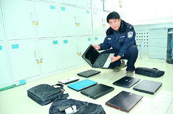 山西懷仁警方破獲網吧連續被盜案 抓獲3名嫌疑人