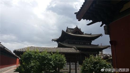 史上最早孔庙 大同府文庙