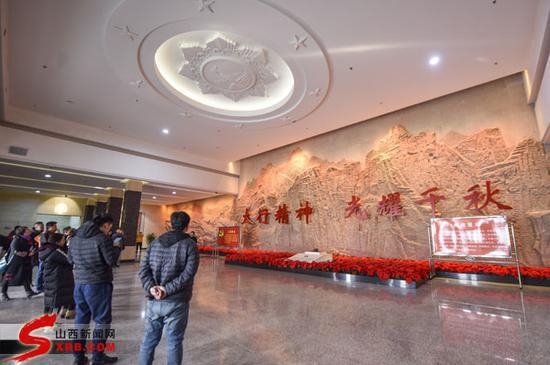 全国网媒记者参观八路军太行纪念馆重温抗战历史