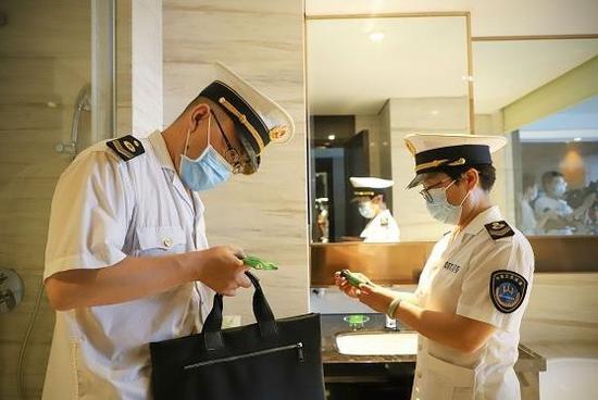 山西卫监系统组织专项行动 护航2020年高考