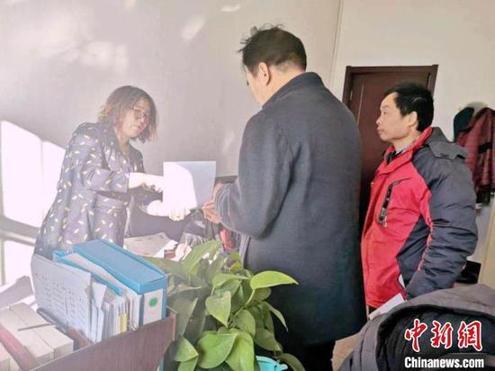 大同市云冈区检察院介入该案件。山西省人民检察院供图