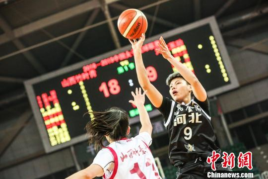 山西竹叶青女篮下场比赛将于12月11日继续在主场迎战到访的河南伊川农商银行女篮。 刘一凡 摄