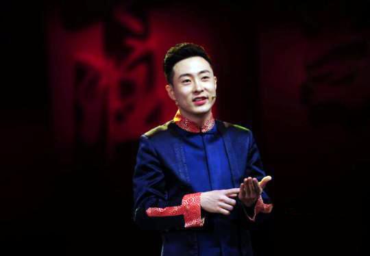 曹强先生弟子:王名乐