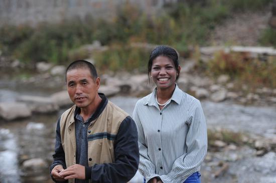 19岁外籍女嫁36岁长治男子