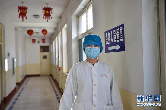 """战疫故事:吕梁山区一座战""""疫""""医院的病区见闻"""