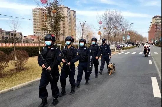 出動23.5萬警力 山西公安護航全省人民歡度春節!