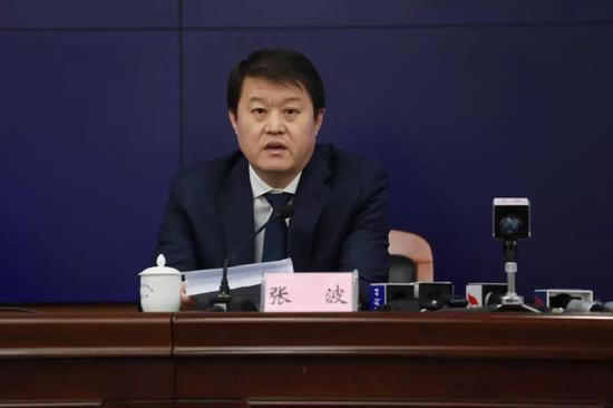 省卫生健康委副主任 张波