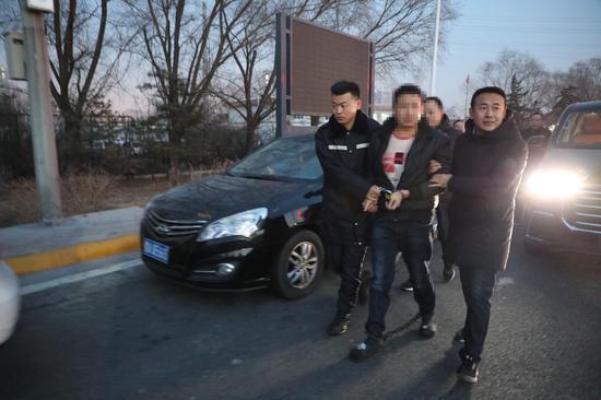 潛逃22年的命案在逃犯罪嫌疑人丁某興。圖源:太原市公安局