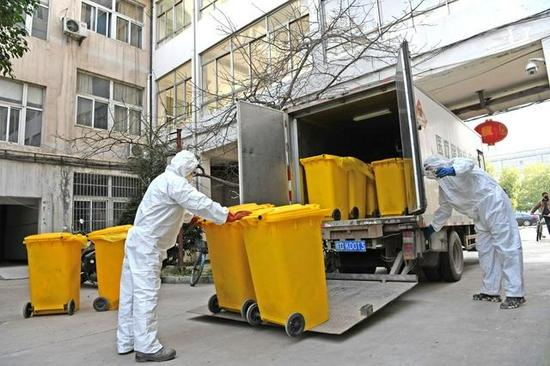 山西将建立覆盖县乡村的医疗废物收集体系