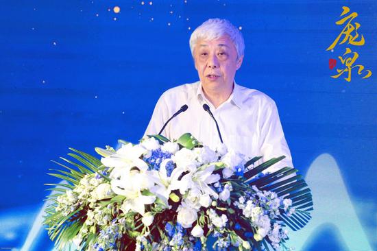 (中国酒类流通协会常务副会长 刘员)