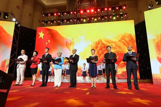 摄影:央广网记者 李雪楠