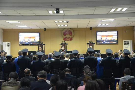 山西对4起涉恶势力犯罪案件中44人全部判刑