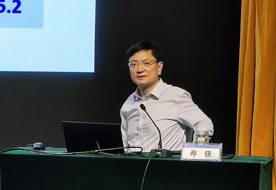 """郑强书记为太原理工大学谋划""""十四五""""宏伟蓝图"""