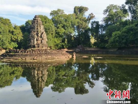 图为柬埔寨旅游景区景色。 刘小红 摄