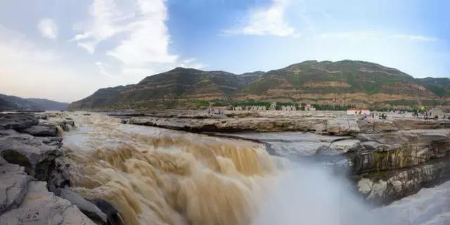 在山西才可以看到最壮观的黄河景观