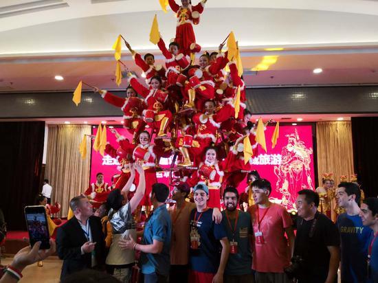9月20日晚,运城旅游发展推介会在运城宾馆会议厅成功举行