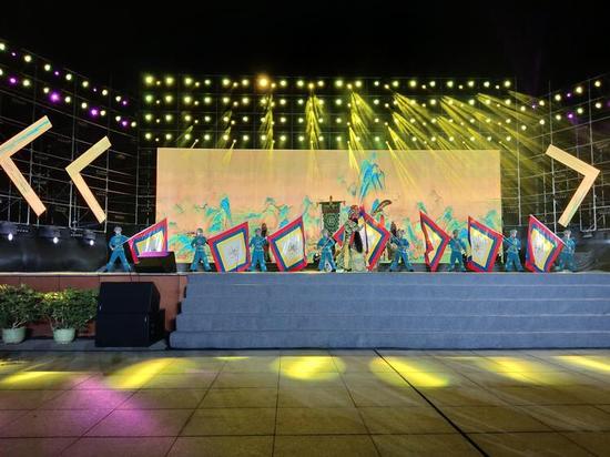 第29届山西运城关公文化旅游节开幕式