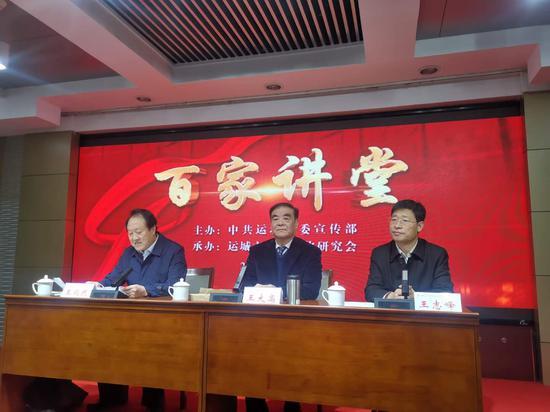 王大高:让关公文化助力新时代