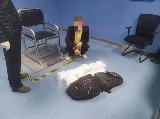 犯罪嫌疑人王某新。圖源:太原市公安局